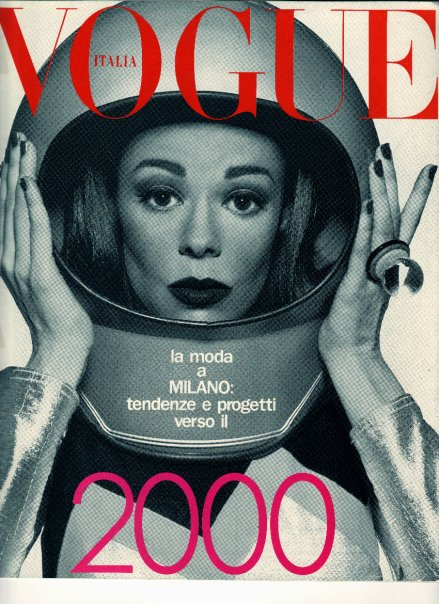 Lady Miss Kier Vogue Italia 1990