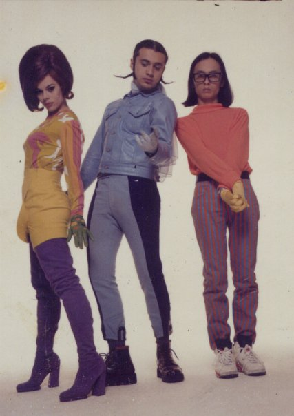 Lady Miss Kier with Deee-Lite 1990