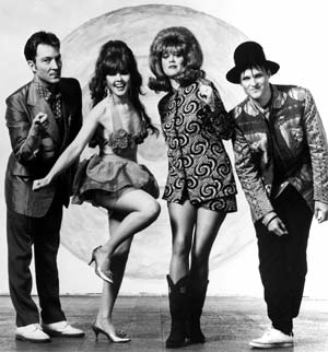 The B-52s 90s