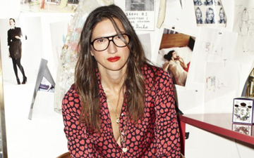 Fashspiration of the week // J.Crew's Jenna Lyons