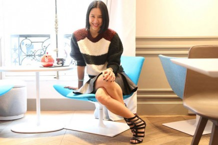 Working gurrrrrl // Meet our new NYC girl crush, Eva Chen