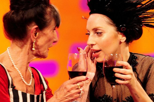 gaga and dot cotton