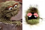 Fashspiration of the week // Oscar the Grouch and Fendi fluff