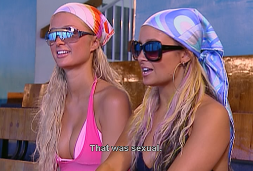 Paris and Nicole Simple Life