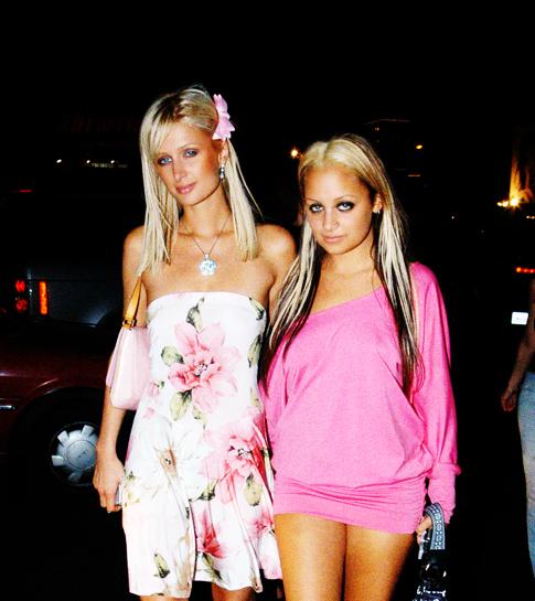 Paris and Nicole Simple Life