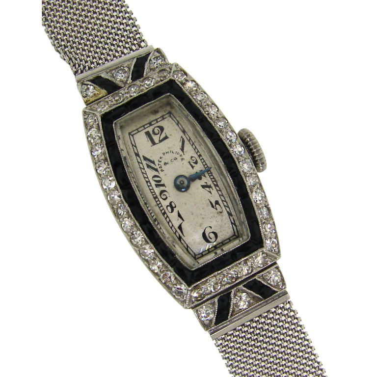 Patek Philippe Art Deco watch