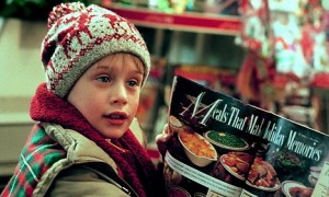 MACAULEY CULKIN HOME ALONE