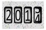 2014 calendars // Because 2013 was sooo last year