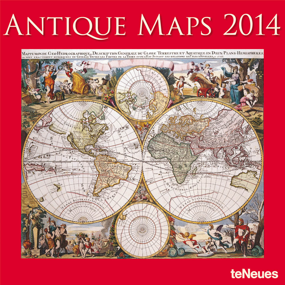 maps calendar