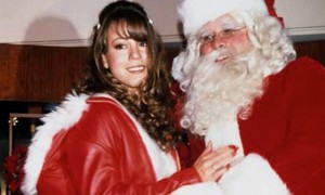 mariah carey 90s christmas