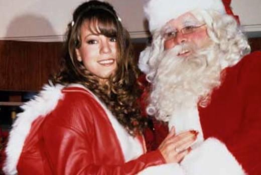 mariah carey 90s christmas