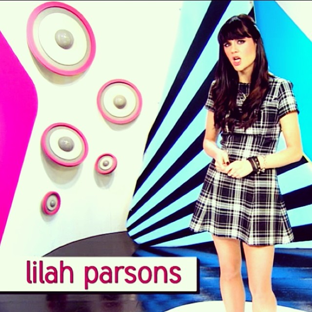 Lilah Parsons TV