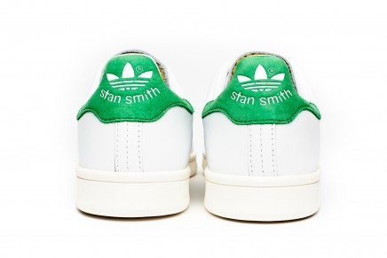 Are you a Stan fan? // Adidas relaunches the Stan Smith tennis shoe