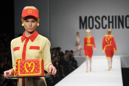 As cheap as chips // Get the Moschino AW14 look for less