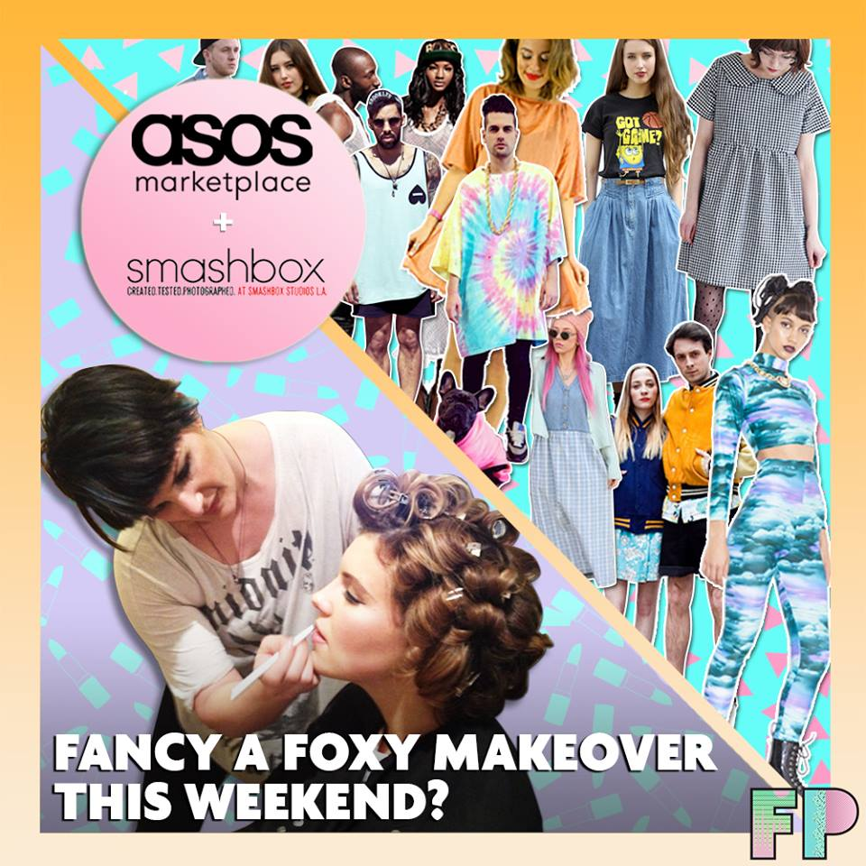 asos marketplace fox problem pop up
