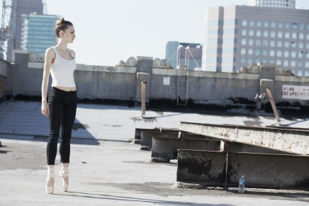 The A-Z of Dance [VIDEO]  // All done in jeans and not a split in sight