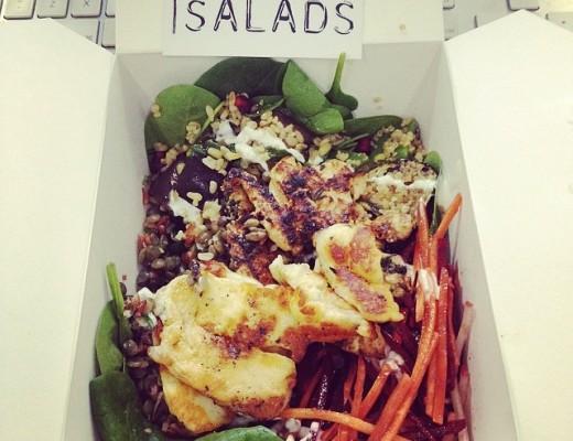 Savage Salads, Soho