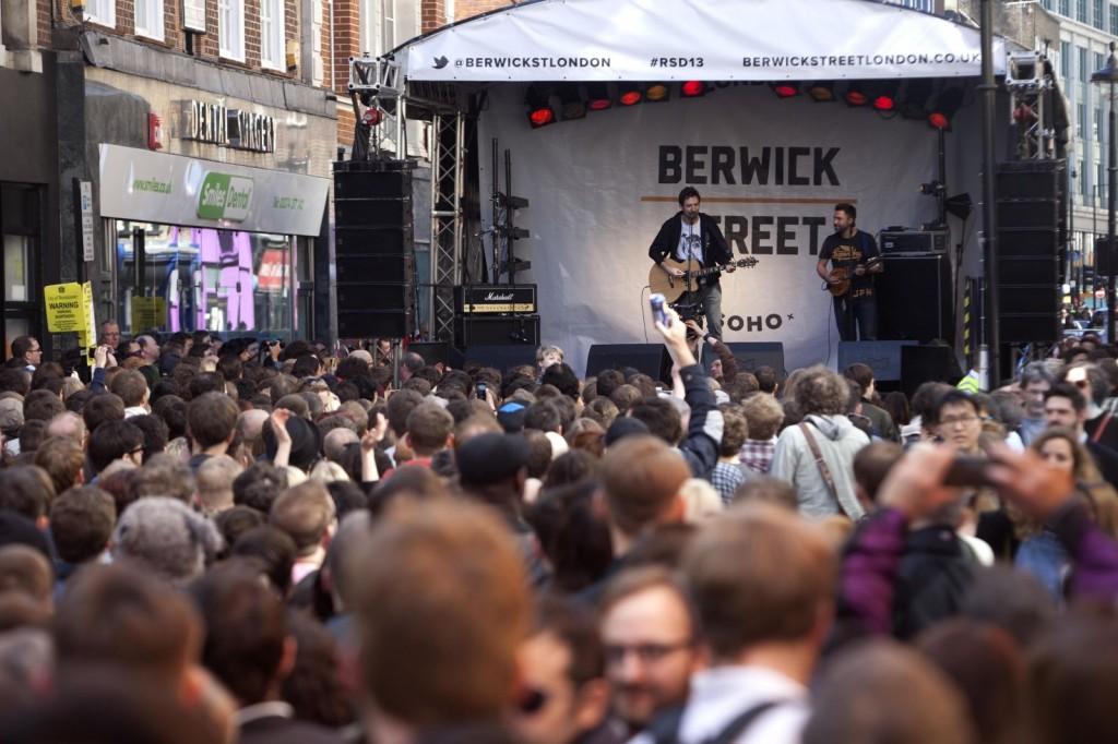 Berwick Street Record Store Day