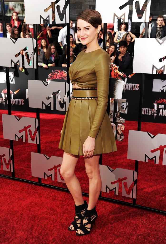 Shailene-Woodley-MTV-Movie-Awards-2014