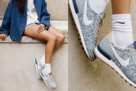Nike x Liberty Summer 2014 collaboration // Get on our feet this instant