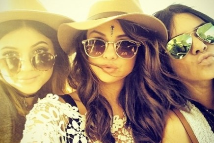Festival fashion 2014 // Bindis are the new flower crowns, according to Coachella