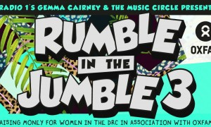 rumble in the jumble 2014
