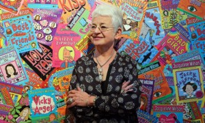 Daydreams and Diaries The Story of Jacqueline Wilson