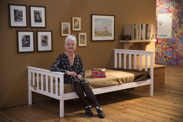 The Story of Jacqueline Wilson