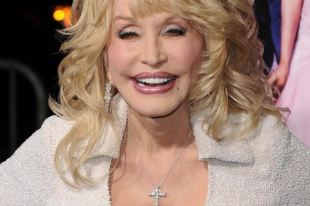 Dolly Parton's secret tattoos make us love her EVEN MORE (if that's possible)