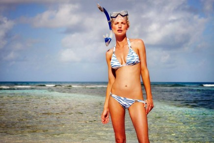 Interview | Heidi Gosman of luxe swimwear label Heidi Klein