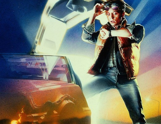 Secret Cinema Back to the Future