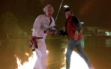 Blow Out (and about) // Secret Cinema goes Back To The Future (more dates added)