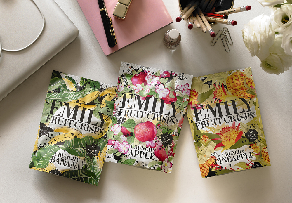 Emily Fruit Crisps