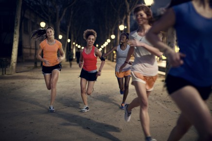 Night Running: How to train in the dark