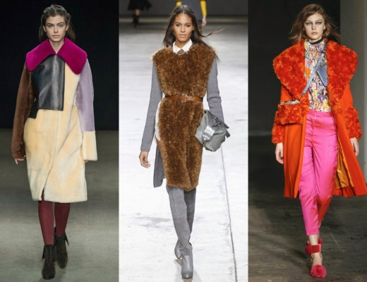 faux fur winter fashion trend 2014
