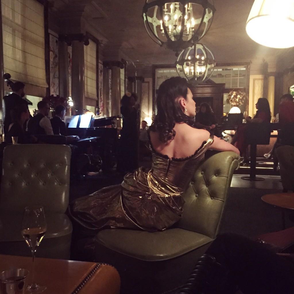 Cabaret at Scarfes Bar Rosewood London
