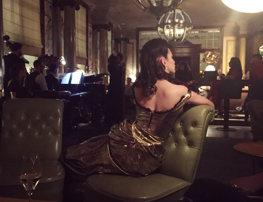 Cabaret at Scarfes Bar Rosewood London