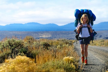 Wild thing: Reese Witherspoon walks 1,100 miles to find herself