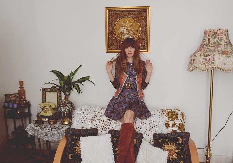 Sara Thomas of Waiste Vintage interview