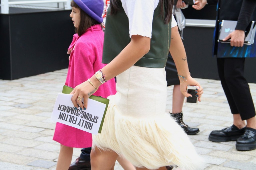 25 Truths About London Fashion Week Le Blow