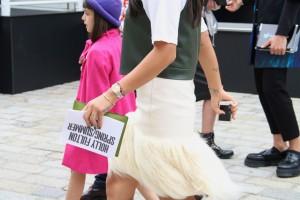 london fashion week tickets