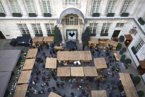 Rosewood London Slow Food & Living Market
