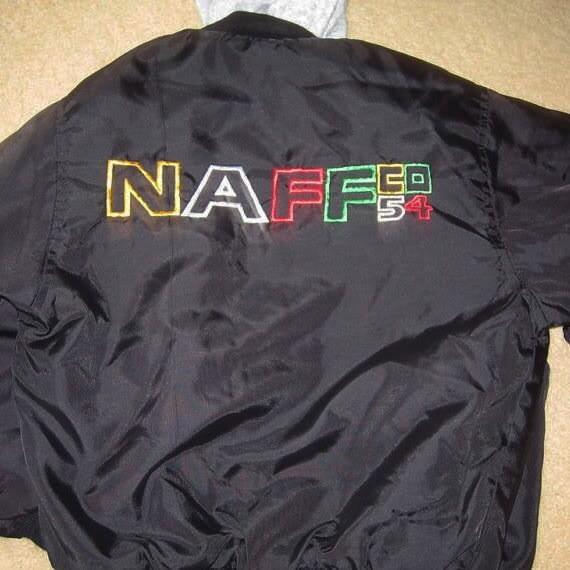 NAFF CO 54 jacket 90s