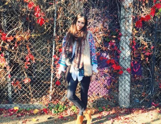 Natalie Wall autumn list