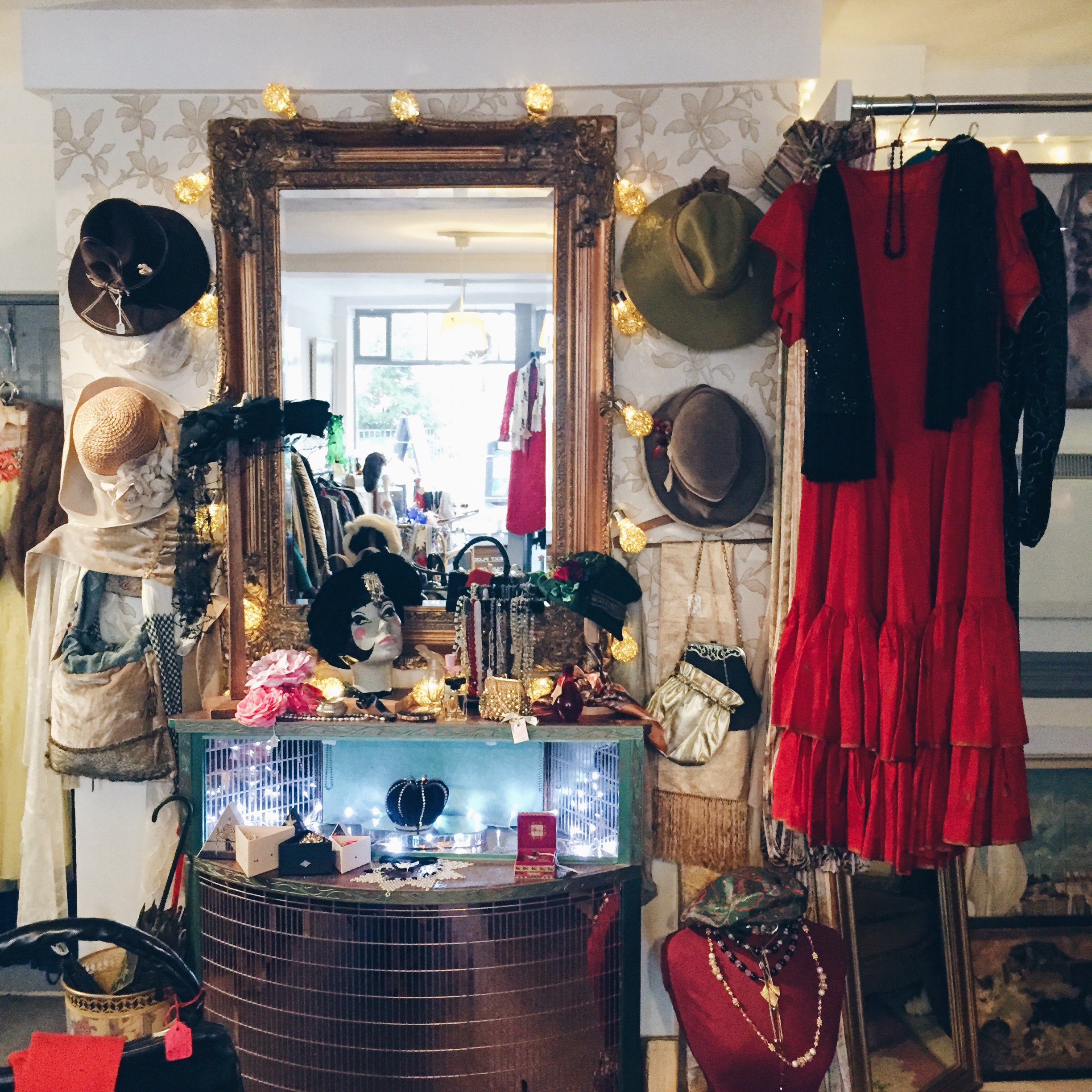 Glory Days vintage shop Margate