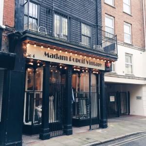 Madam Popoff Vintage Margate