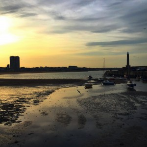 Sea view Margate 2015