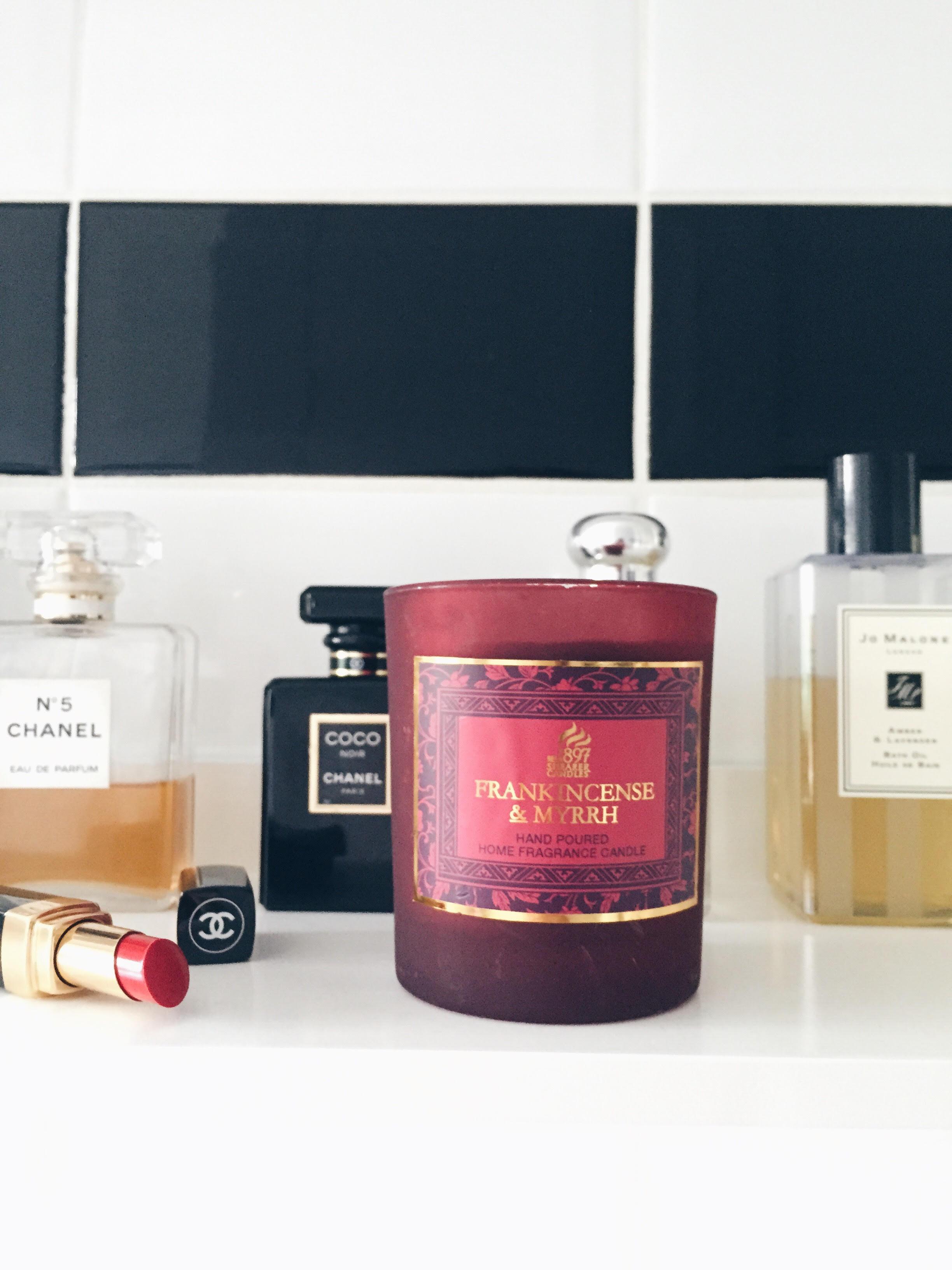 Natalie le blow best patchouli perfumes