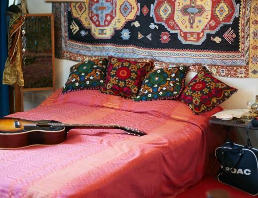 Jimi Hendrix London flat review   www.leblow.co.uk