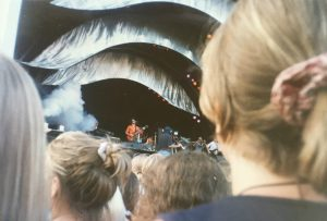 Supergrass at V96 festival 1996